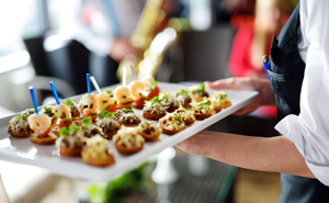 Five-Star Wedding Catering Specialists