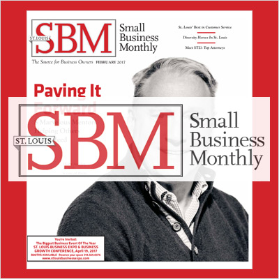 As Featured In Small Business Monthly Magazine